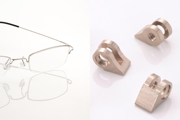 眼鏡用パーツ