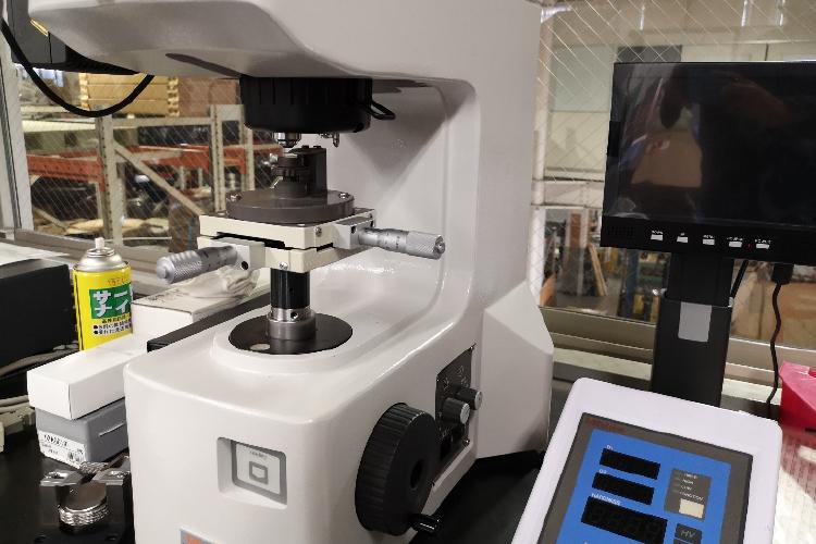 表面硬度測定機